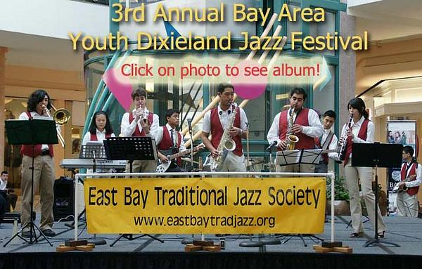 Jazzinators at 2010 Youth Dixieland Festival